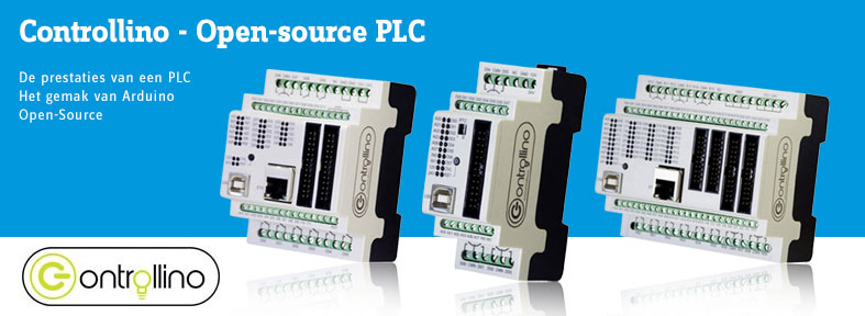 Controlino Open-Source PLC