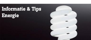 Informatie & Tips energie