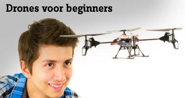 Drones voor beginners
