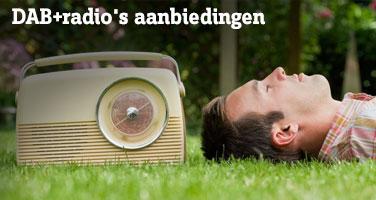 Afgeprijsde DAB radios