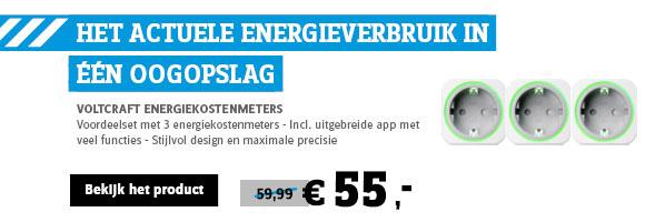 Energiekostenmeters